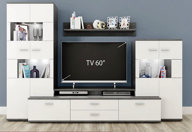 ESPRIT WALL UNIT