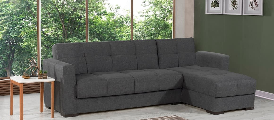 Verso Corner Sofabed